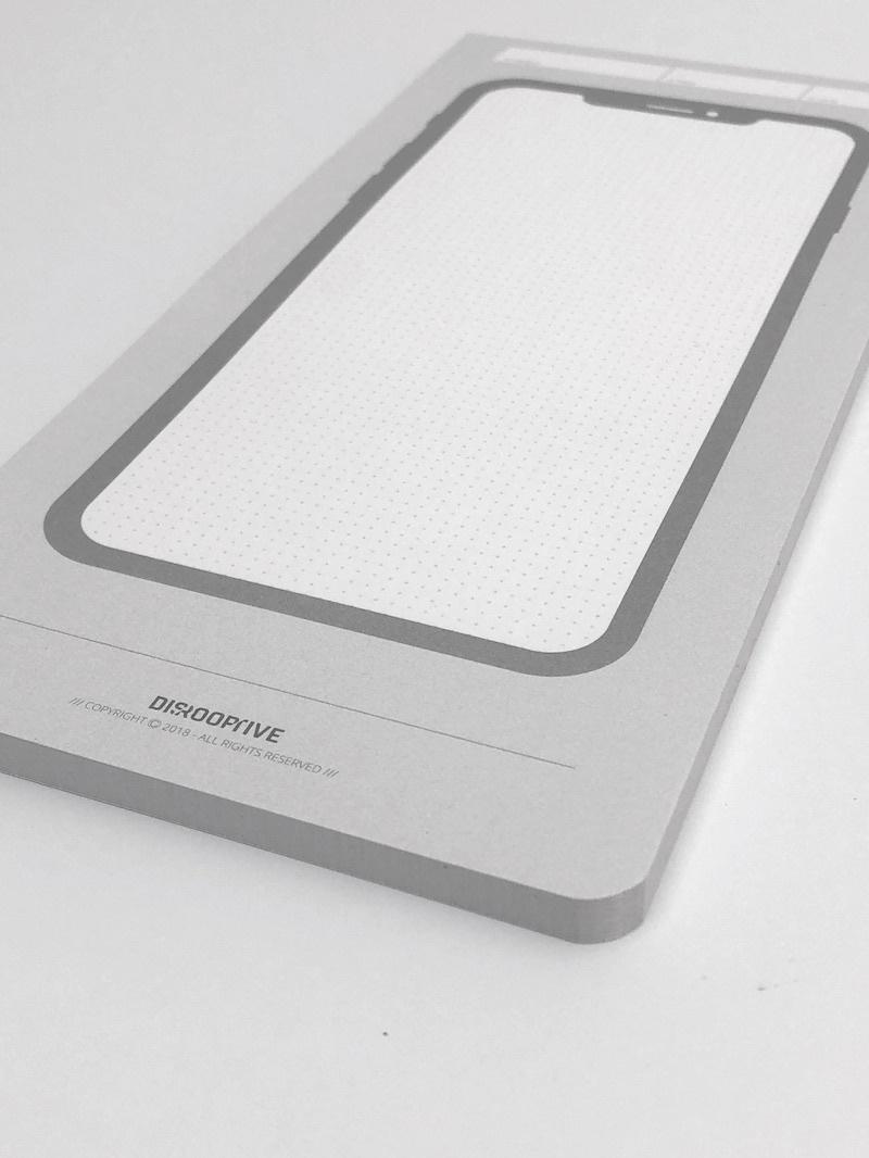 ux design haftnotizblock wireframing paper prototyping