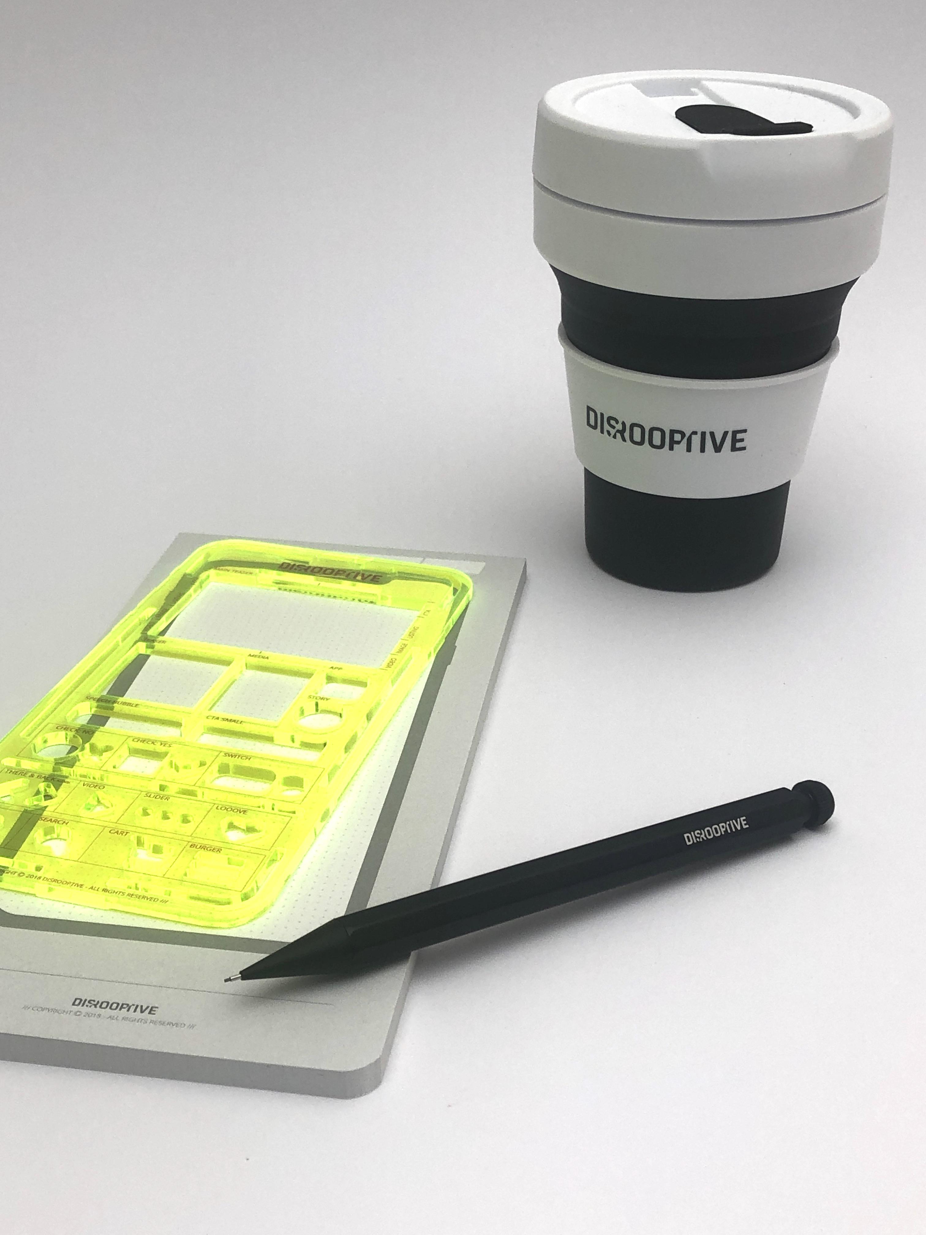ux designer equipment stencil druckbleistift